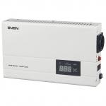 Автоматический стабилизатор напряжения SVEN AVR SLIM-1000 LCD /