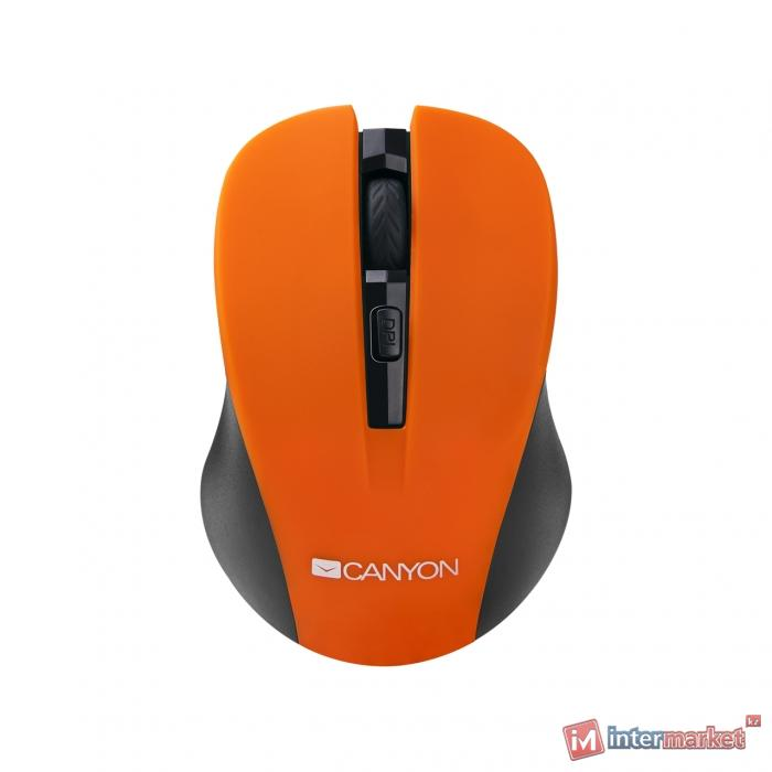 Цветная мышь canyon MW-1