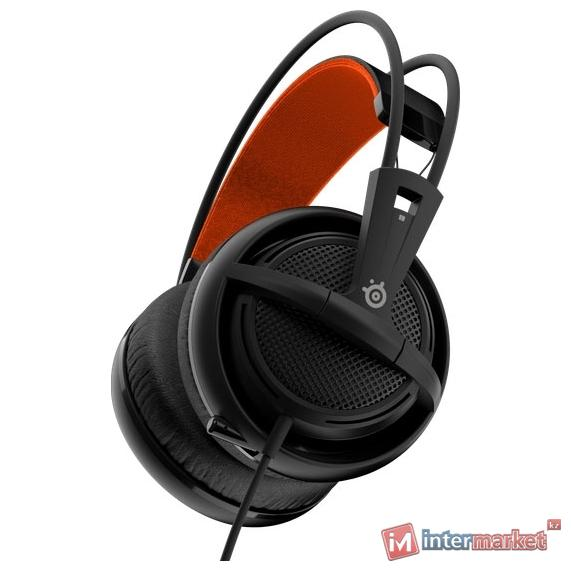 Гарнитура SteelSeries Siberia 200, Black