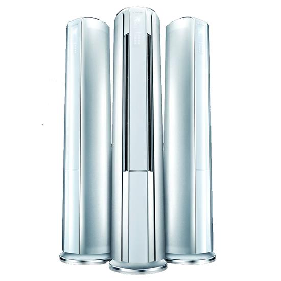 Кондиционер напольный GREE-24: I-Crown II Inverter (от –30°С до +54°С) R410A: GVH24AK-K3DNC6A (Без соединительной инсталляции)