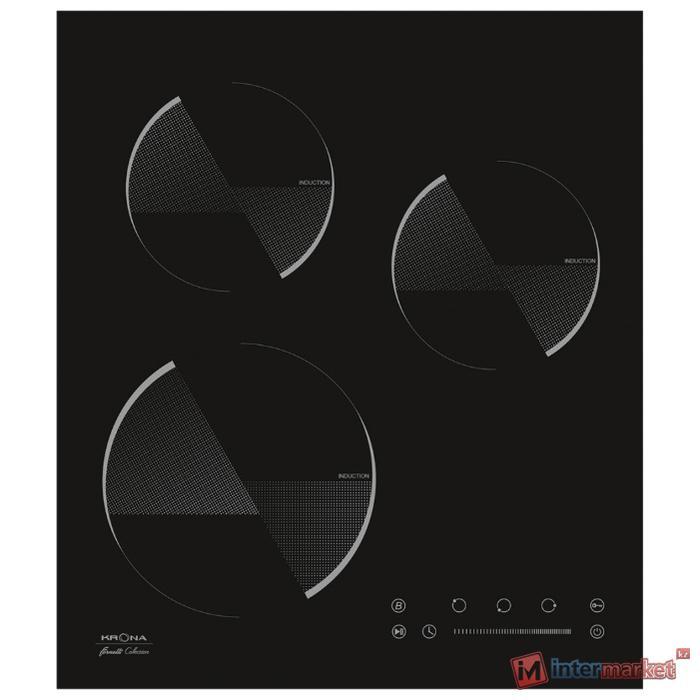 Электрическая варочная панель Krona OMBRA 45 BL