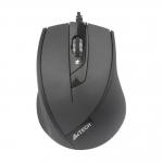Мышь A4Tech N-600X-1 Black USB