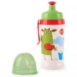 Поильник Happy Baby с прищепкой Feeding Cup Grass