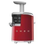 Шнековая соковыжималка SMEG SJF01RDEU (красная)